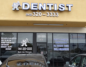 Whittier Family and Cosmetic Dentist | Thomas Trinh DDS